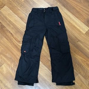 SNOW BOARD PANTS youth large.